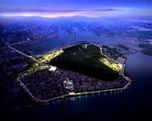 xin visa hàn quốc để du lịch đến incheon hàn quốc