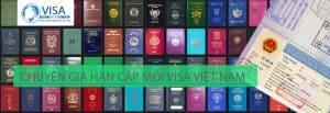 gia hạn visa việt nam cho người nước ngoài giá rẻ