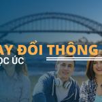 Thay đổi thông tin visa du học Úc