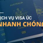 Dịch vụ visa Úc nhanh chóng