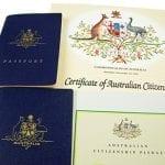 Hồ sơ làm visa Úc thăm thân