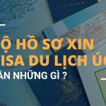 Bộ hồ sơ xin visa du lịch Úc cần có gì