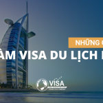 Những quy định khi làm visa du lịch dubai