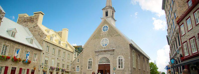 xin visa du lịch canada thăm nhà thờ đức bà chiến thắng