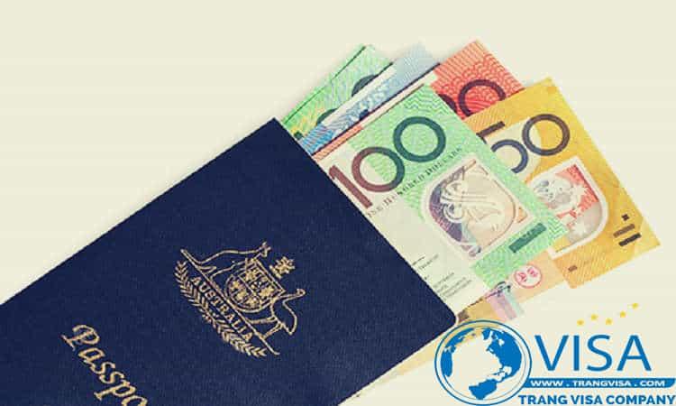 bảo lãnh khi xin visa thăm người thân ở Úc