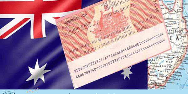 dịch vụ xin visa úc 2018