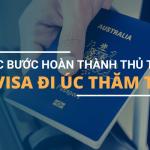 Các Bước Hoàn Thành Thủ Tục Xin Visa Đi Úc Thăm Thân Nhân