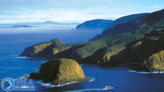 dịch vụ visa úc đảo tasmanian islands