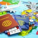 Người có visa Úc và quốc tịch Úc đi được những nước nào?