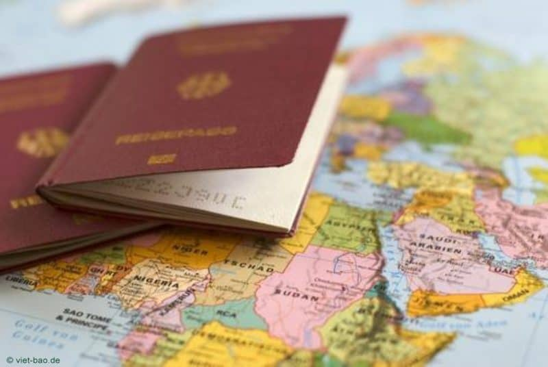 đặt lịch hẹn xin visa Đại sứ quán Đức