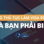 Những thủ tục làm visa đi Nauy bạn phải biết