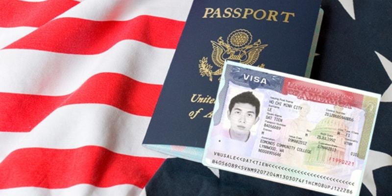 hồ sơ xin visa đi mỹ