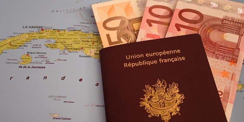 kinh nghiệm xin visa đi pháp