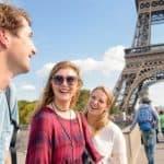 Xin visa đi Pháp du học có khó không