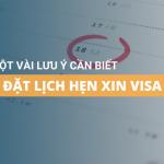 Hướng dẫn đặt lịch hẹn xin visa Đức và một vài lưu ý cần biết