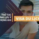 Thủ tục xin visa du lịch Đức và một số lưu ý quan trọng