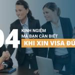 kinh nghiệm phỏng vấn xin visa Đức