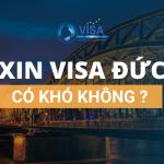Xin visa đi Đức có khó không?