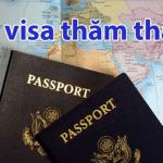 Làm visa đi Đức thăm người thân cần những giấy tờ gì?