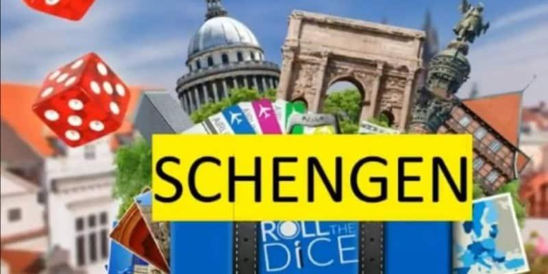 visa schengen pháp