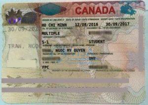 DỊCH VỤ VISA CANADA