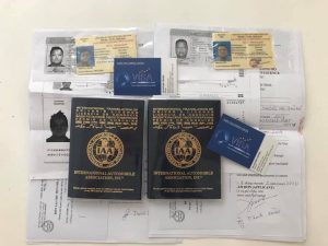 dịch vụ làm bằng lái xe quốc tế
