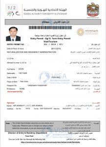 dịch vụ visa dubai