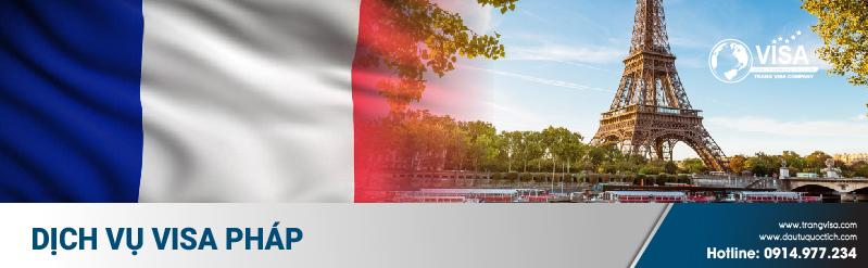 dịch vụ visa Pháp