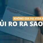 Không gia hạn visa Mỹ – Rủi ro ra sao?