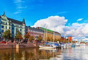 Đất nước Phần Lan xinh đẹp