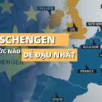 Giải đáp thắc mắc: 'Xin visa Schengen nước nào dễ nhất?'