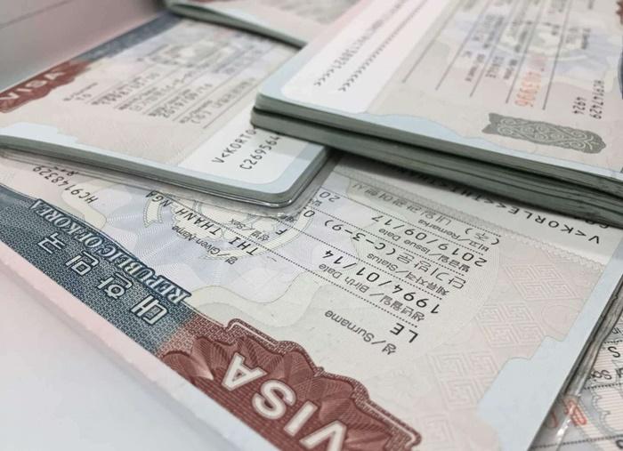 Người có visa đi Mỹ sẽ được miễn chứng minh tài chính khi xin visa Hàn Quốc