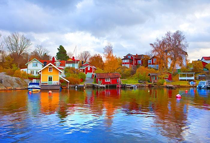 hồ sơ xin visa Thụy Điển